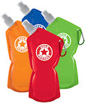 20oz Sip And Store Collapsible Water Bags
